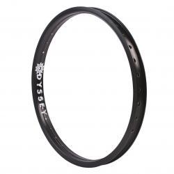 Обод BMX Odyssey Quadrant Anodized Black