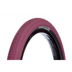 Demolition HUCKER'S HAMMERHEAD 2.35 maroon top tire