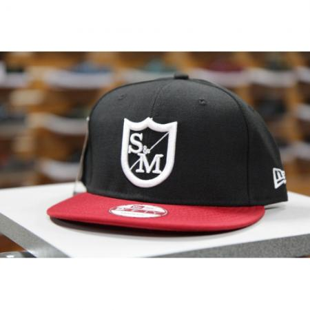 Cap S&M Shield Red
