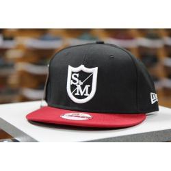 Cap S&M Snapback Black