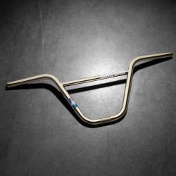 Руль BMX KINK Williams 9.25 золотой