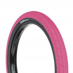 Salt Tracer 2.35 Neon Pink BMX Tire