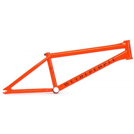 Wethepeople Battleship 2019 20.75 Tango Orange BMX Frame