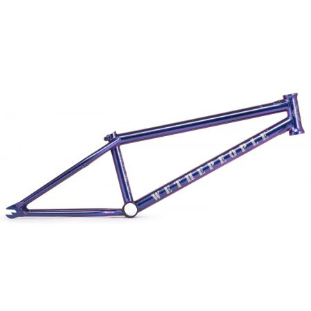 Wethepeople Message 2019 21 Galactic Purple BMX Frame