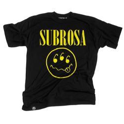 T-Shirts Subrosa Teen Spirit Xl Black