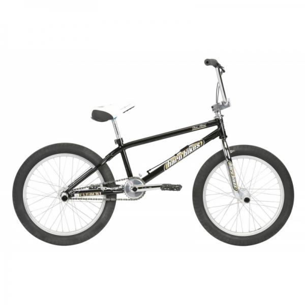 Велосипед BMX Haro 2019 Dave Mirra Tribute 21 черный