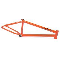 Рама BMX Cult Shorty Sean Ricany 20.75 Orange