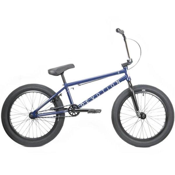 Велосипед BMX CULT DEVOTION 2020 21 Panza Yankees Blue
