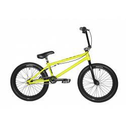 Велосипед BMX KENCH 2020 20.5 Chr-Mo желтый матовый