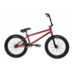 Велосипед BMX KENCH 2020 20.5 Chr-Mo бордо