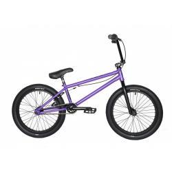 Велосипед BMX KENCH 2020 20.5 Chr-Mo фиолетовый матовый