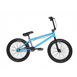 Велосипед BMX KENCH 2020 20.75 Chr-Mo синий матовый