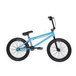 Велосипед BMX KENCH 2020 21 Chr-Mo синий матовый