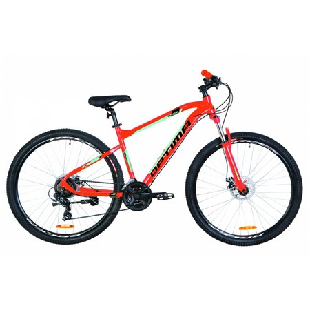 "Велосипед 29"" Optimabikes F-1 AM 14G DD Al 2019"