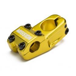 Вынос BMX Mission Control 50 мм золотой