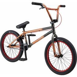 Велосипед BMX GT Conway Team 2020 21 коричневый с черный