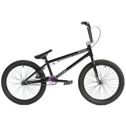 Велосипед BMX Academy Entrant 2020 19.5 черный с радугой