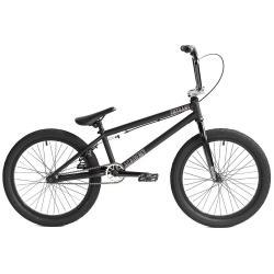 Велосипед BMX Academy Entrant 2020 19.5 черный с полированным