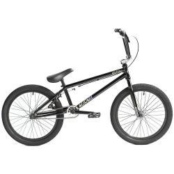 Велосипед BMX Academy Aspire 2020 20.4 черный с полированным