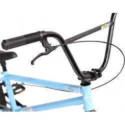Wethepeople Atlas 24 Matt Translucent Red 2018 Complete Bmx Bike