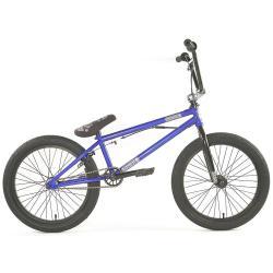 Велосипед BMX Colony Emerge 2020 20.4 синий брилиант с полированным