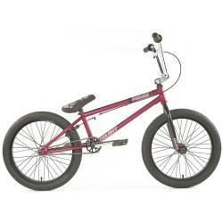 Велосипед BMX Colony Premise 2020 20.75 красный брилиант с хромированым
