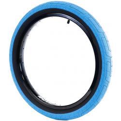Покрышка BMX Colony Grip Lock 2.35 синяя с черным кордом