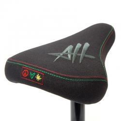 Седло BMX Colony Combo Alex Hiam черное