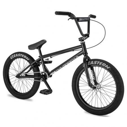 Велосипед BMX Eastern JAVELIN 2020 20.5 черный