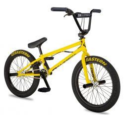 Велосипед BMX Eastern ORBIT 2020 20.25 желтый