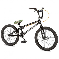 Велосипед BMX Eastern PAYDIRT 2020 20 черный камуфляж