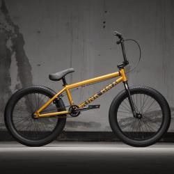 Велосипед BMX KINK Curb 2021 20 оранжевый