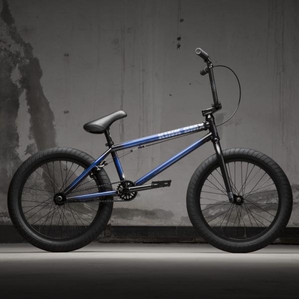 Велосипед BMX KINK Gap FC 2021 20.5 черно-синий