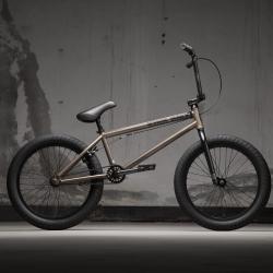 Велосипед BMX KINK Gap XL 2021 21 коричневый