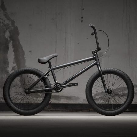 Велосипед BMX KINK Launch 2021 20.25 черный