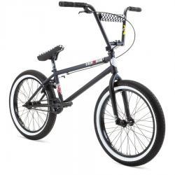 Велосипед BMX Stolen 2021 SINNER FC RHD 21 черный с белым