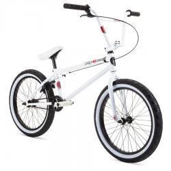 Велосипед BMX Stolen 2021 OVERLORD 20.75 снежный белый