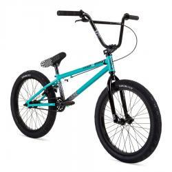 Велосипед BMX Stolen 2021 COMPACT 19.25 карибский зеленый