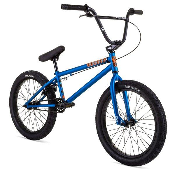 Stolen 2021 2021 CASINO XL 21 Matte Ocean Blue BMX bike