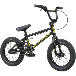 Велосипед BMX Wethepeople Riot 14 2021 матовый черный