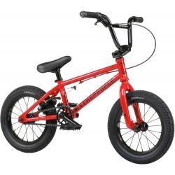 Велосипед BMX Wethepeople Riot 14 2021 красный