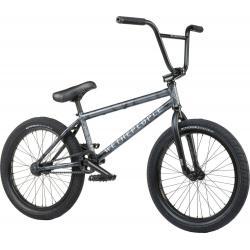 Велосипед BMX Wethepeople Justice 2021 20.75 призрачный серый матовый