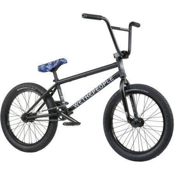 Велосипед BMX Wethepeople Crysis 2021 20.5 черный матовый