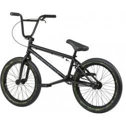 Велосипед BMX Wethepeople Arcade 2021 21 черный матовый