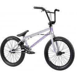 Велосипед BMX Wethepeople Versus 2021 20.65 голограмма серебро