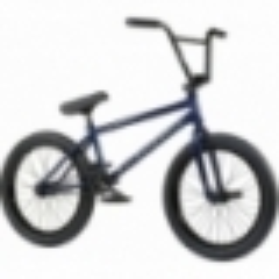 Велосипед BMX Wethepeople Battleship 2021 20.75 синий