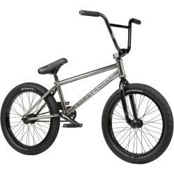 Велосипед BMX Wethepeople Envy 2021 20.5 LHD черный хром