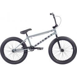 Велосипед BMX Cult Gateway 2021 20.5 серый