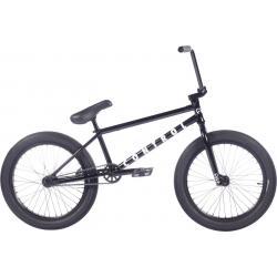 Велосипед BMX Cult Control 2021 20.75 черный