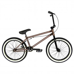 Велосипед BMX Kench Street PRO 2021 21 розовое золото